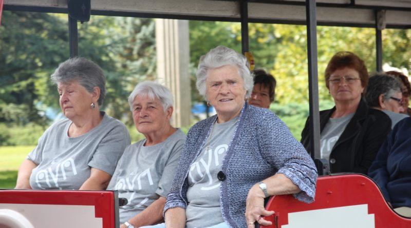 Szedresi vendégek az atomerőműben. Fotó: Vida Tünde