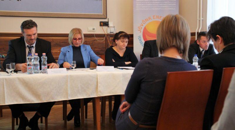 Bogyiszlón ülésezett a JETA. Fotó: Vida Tünde