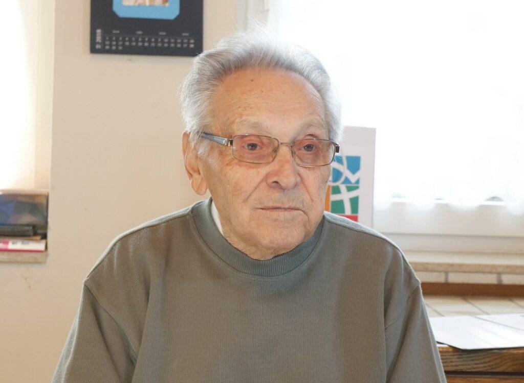 Polgár András. Fotó: Molnár Gyula/Paksi Hírnök