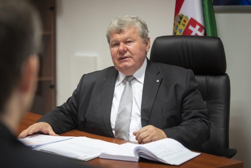 Süli János: a Paks II. beruházás több mint atomerőmű-építés Forrás: Paks II. Zrt.