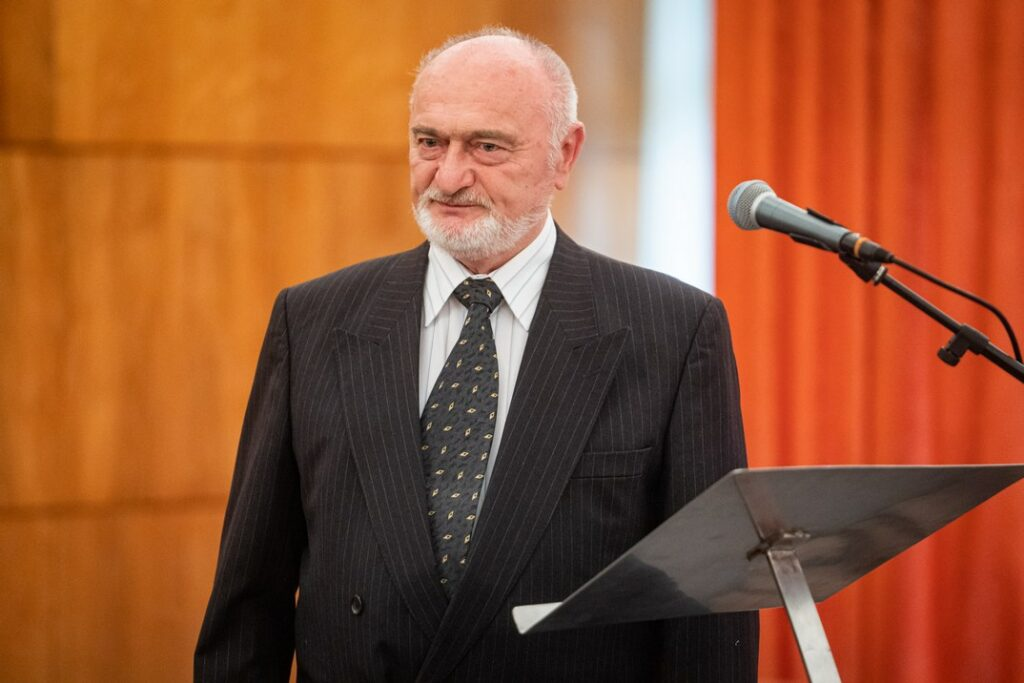 Dr. Serdült Tibor. Fotó: Babai István/Paksi Polgármesteri Hivatal