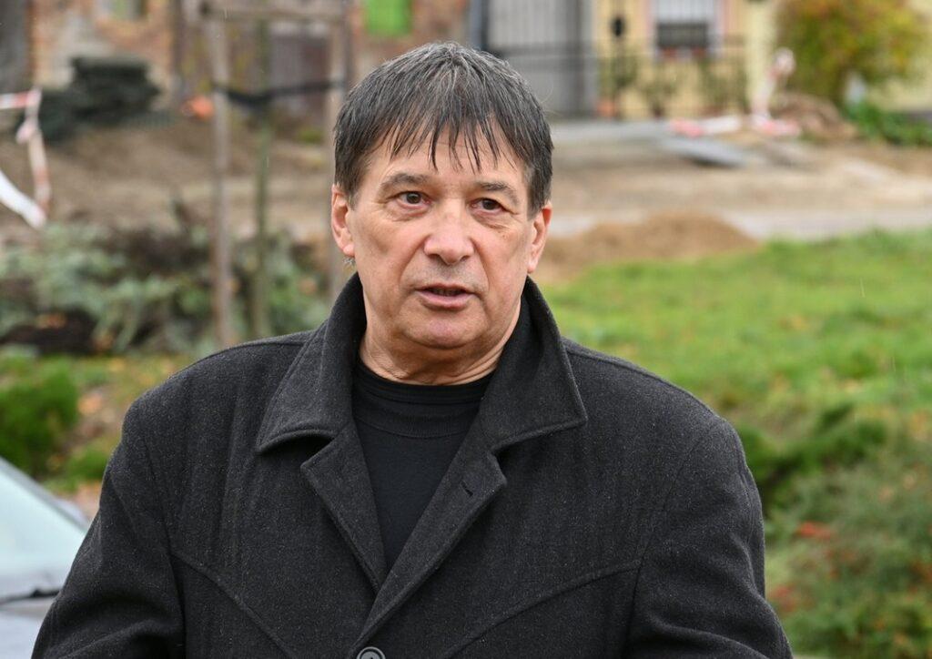 Mezősi Árpád, a 4. vk. önkormányzati képviselője. Fotó: Szaffenauer Ferenc/Paksi Hírnök