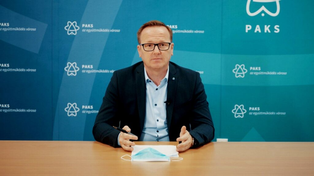 Fotó: Szabó Péter polgármester Facebook-oldala.