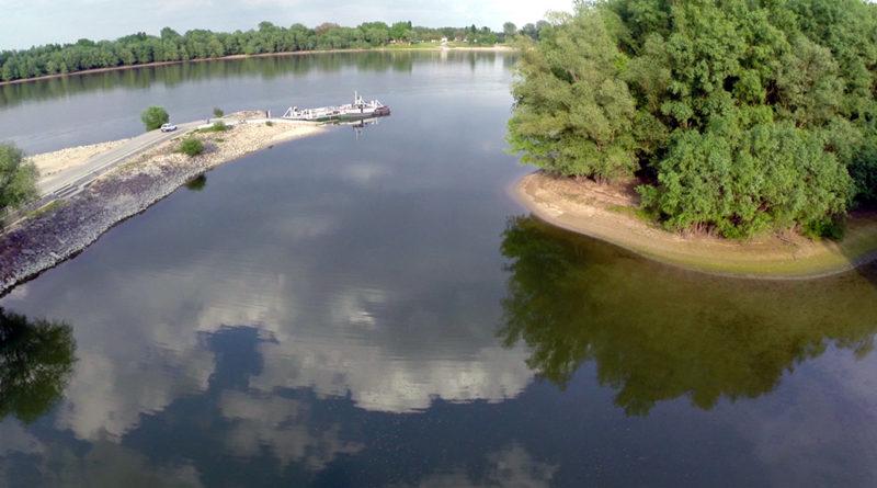 A Duna Gerjennél. Fotó: Vida Tünde