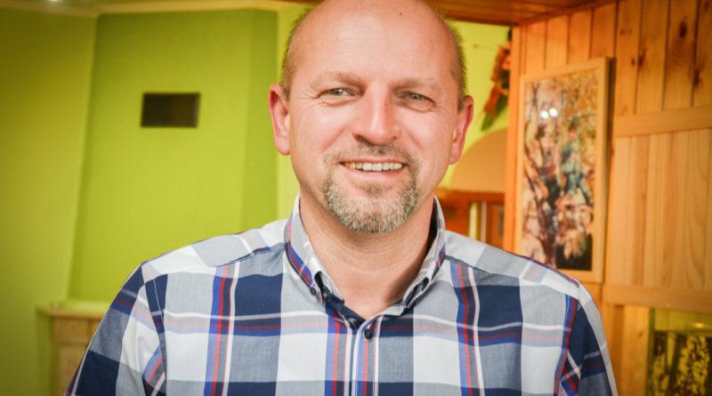 A jelenlegi vezető, Lőrincz László az egyetlen jelölt a PADOSZ-elnöki posztra. Fotó: Vida Tünde/Paksi Hírnök