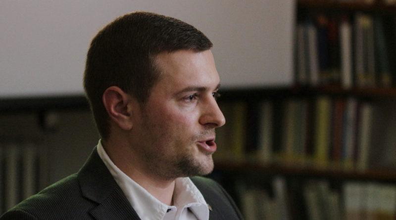 Dr. Hanol János. Fotó: Molnár Gyula/Paksi Hírnök