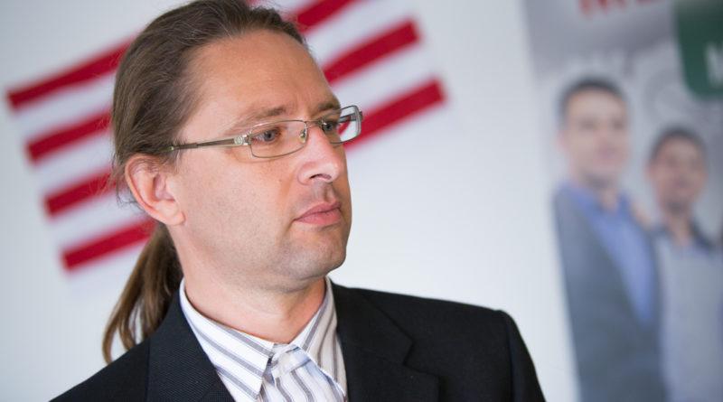 Bencze János. Fotó: Paksi Hírnök archív
