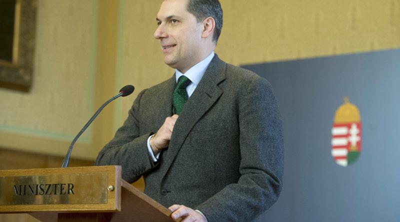 Lázár János. MTI Fotó: Koszticsák Szilárd