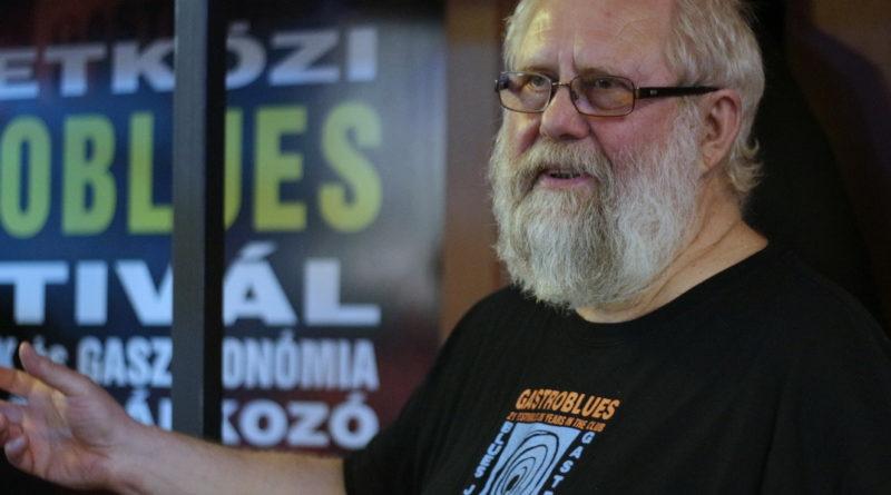 Gárdai György. Fotó: Molnár Gyula/Paksi Hírnök