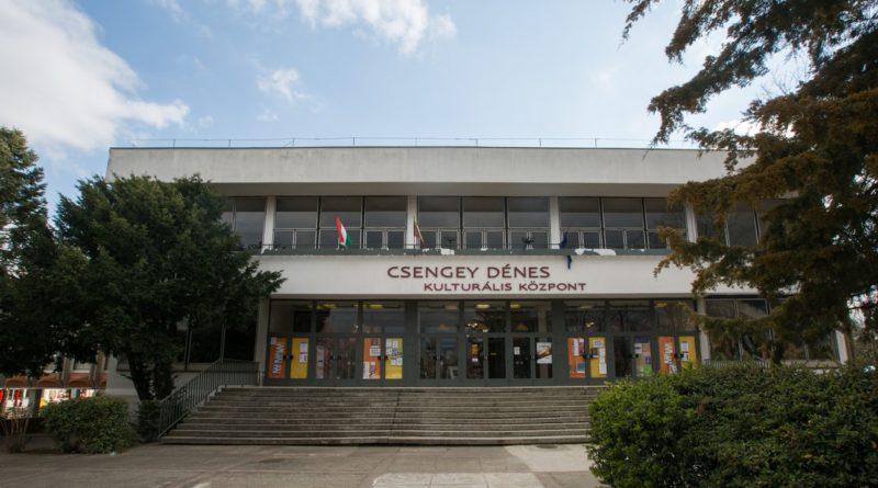 Csengey Dénes Kulturális Központ. Fotó: Babai István/Paksi Polgármesteri Hivatal