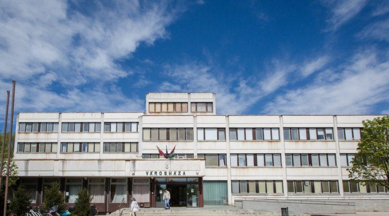 Paksi Polgármesteri Hivatal. Fotó: Babai István/Polgármesteri Hivatal