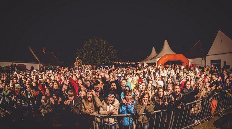 Puttonyos Fesztivál 2015-ben. Fotó: KBP Produkció