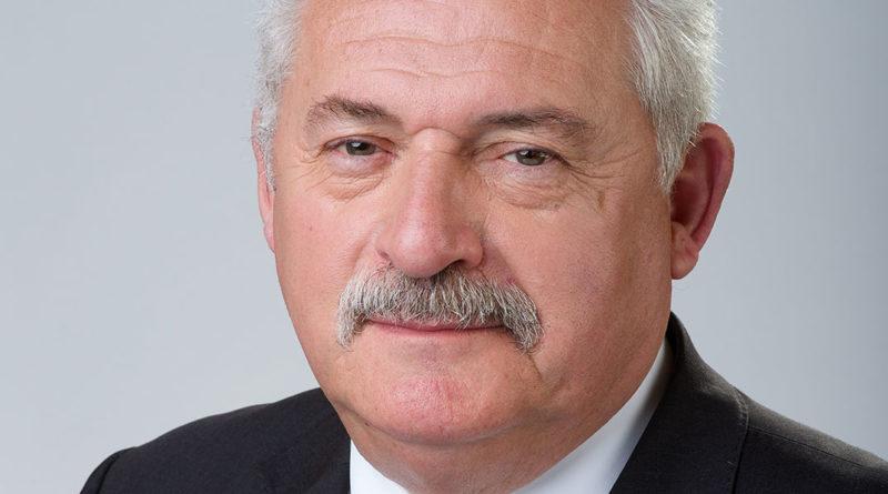 Fónagy János. Fotó: Kormány.hu