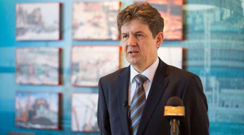 Dr. Aszódi Attila. Fotó: Paksi Hírnök archív
