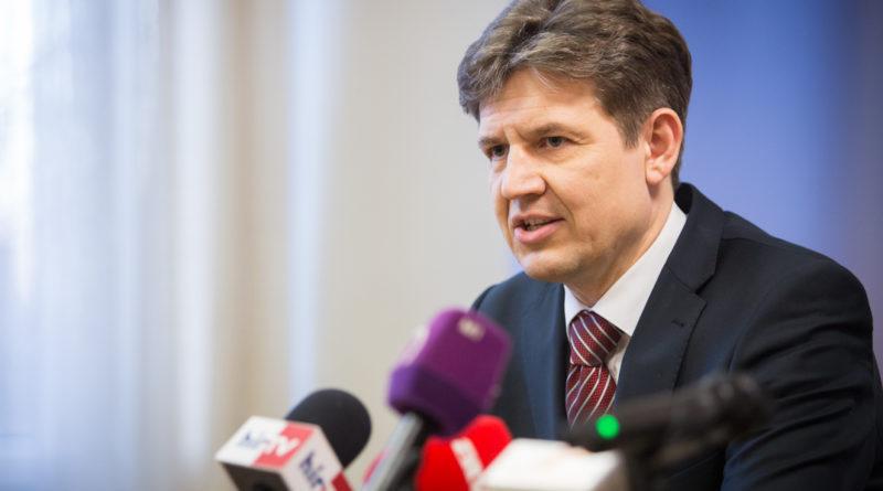 Dr. Aszódi Attila. Fotó: Kövi Gergő/Paksi Hírnök