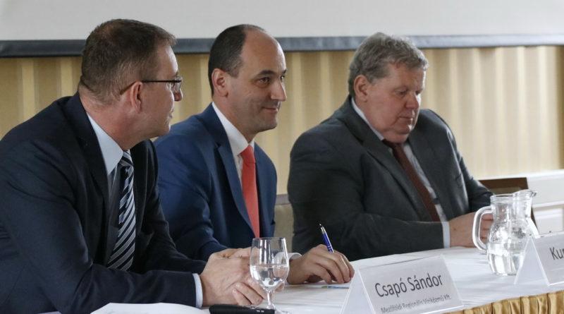 Víziközműcégek találkozója Pakson. Fotó: Molnár Gyula/Paksi Hírnök