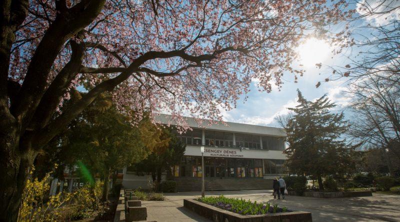 Csengey Dénes Kulturális Központ. Fotó: Babai István/Paksi Polgármesteri Hivatal archív