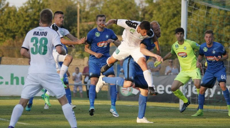 Döntetlent játszott a Paksi FC az MTK ellen. Fotó: Molnár Gyula/ Paksi Hírnök