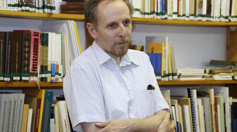 Wessely Gábor. Fotó: Molnár Gyula/Paksi Hírnök