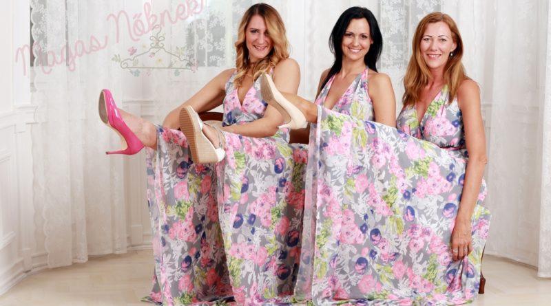 Kizárólag magas hölgyeknek készítenek ruhákat. Fotó: Magasnőknek.hu Webáruház