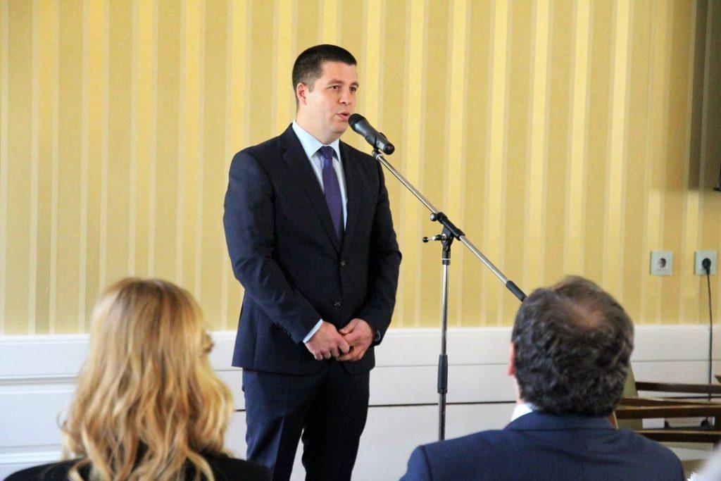 Nős Bálint stratégiai és műszaki igazgató. Fotó: Vida Tünde