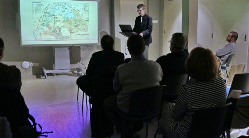 Országos tudományos konferencia volt a paksi múzeumban. Fotó: Molnár Gyula/Paksi Hírnök
