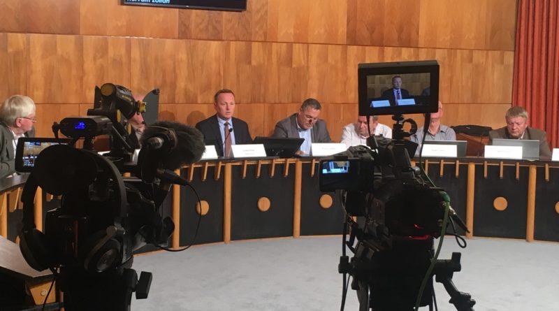 Februári rendes ülését tartotta a testület. Fotó: Vida Tünde
