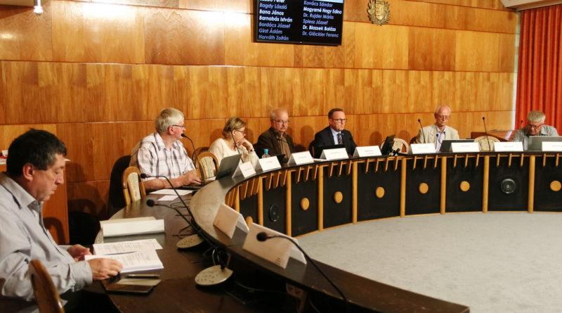 Márciusi képviselő-testületi ülés. Fotó: Molnár Gyula