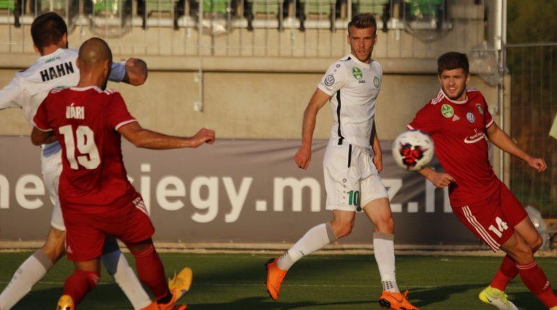 Paksi FC-Kisvárda. Fotó: Molnár Gyula/Paksi Hírnök