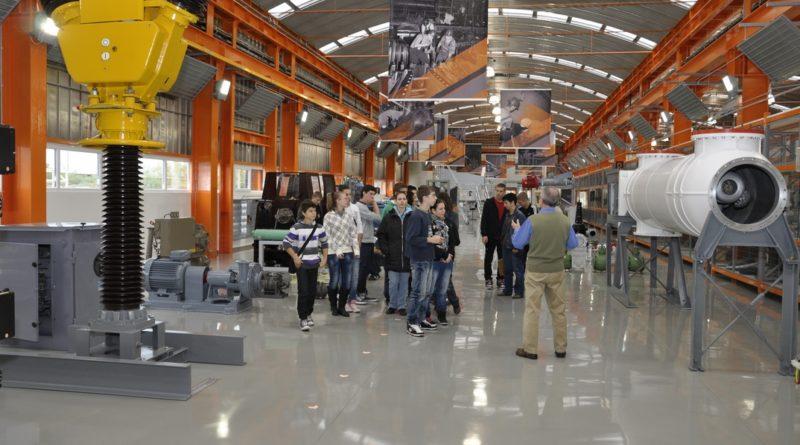 Látogatás az Atomenergetikai Múzeumban. Fotó: Babai István/archív felvétel