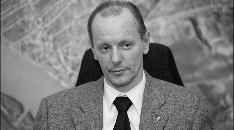 Hirt Ferenc országgyűlési képviselő. Fotó: Paksi Hírnök archív