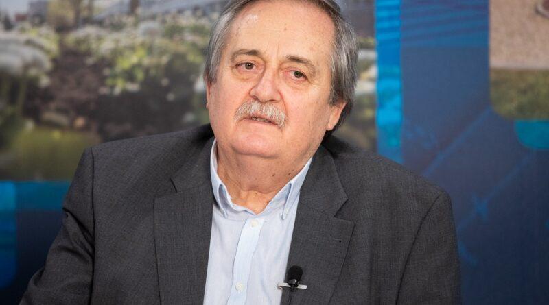 Lenkei István, a Paks II. Atomerőmű Zrt. vezérigazgatója. Fotó: Paks II. Zrt.