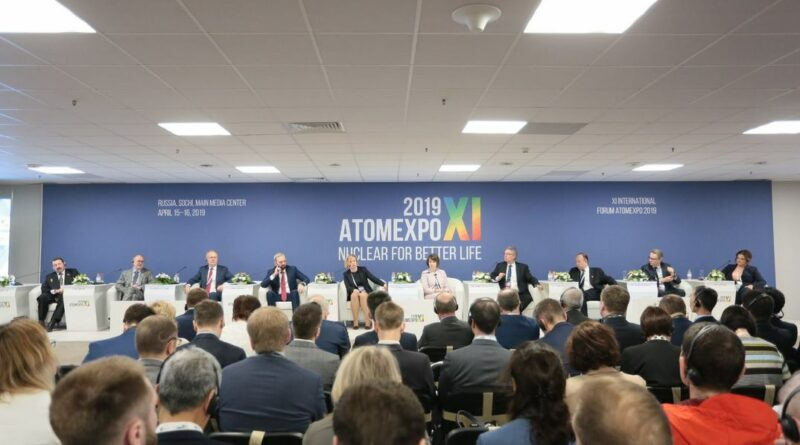 Fotó: Atomexpo International Forum/Facebook