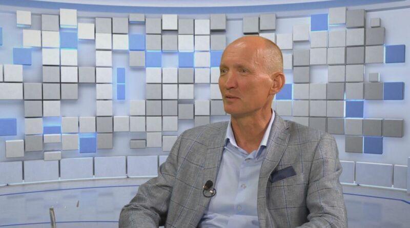 Horváth Miklós, a Paks II. Atomerőmű Zrt. vezérigazgató-helyettese, engedélyezési és felügyeleti igazgatója. Fotó: Paks II. Zrt.