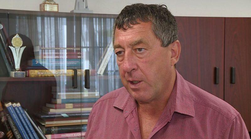 Dr. Blazsek Balázs. Fotó: TelePaks