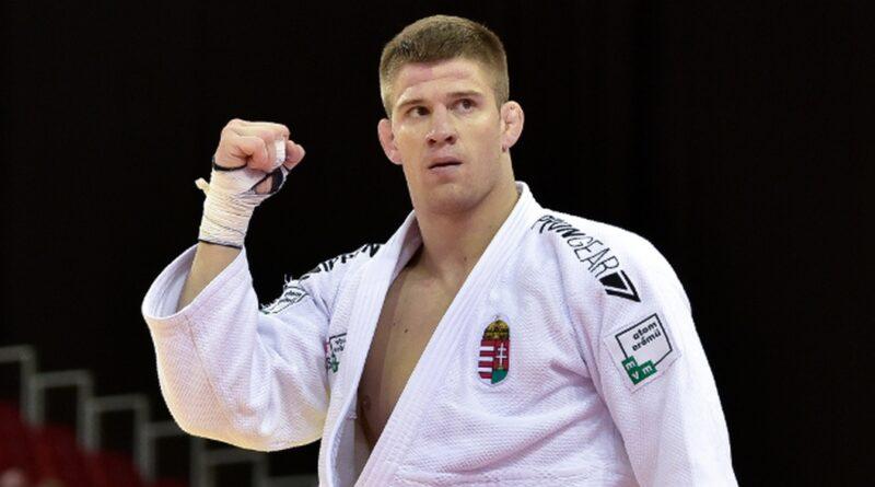 Cirjenics Miklós. Fotó: judoinfo.hu