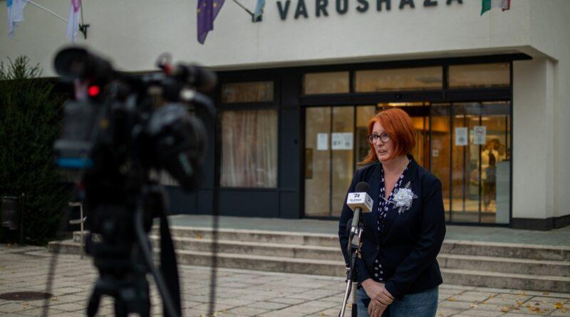 Heringes Anita. Fotó: Szép Zsóka/TelePaks
