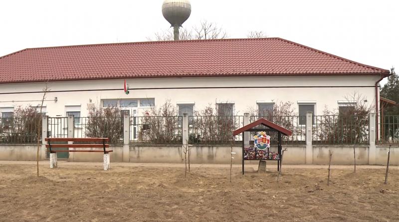 Dunaszentgyörgy iskola