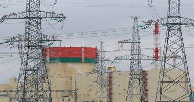 A Belorusz Atomerőmű első blokkja 100 százalékos teljesítményszinten üzemel